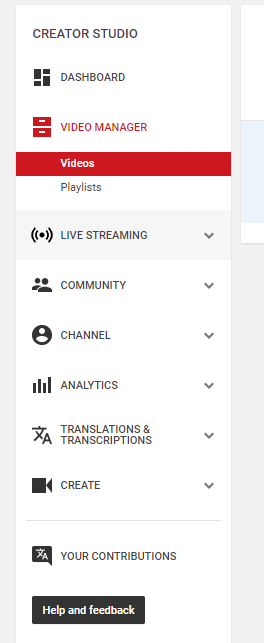 How to make sure your Youtube Videos are ADA compliant